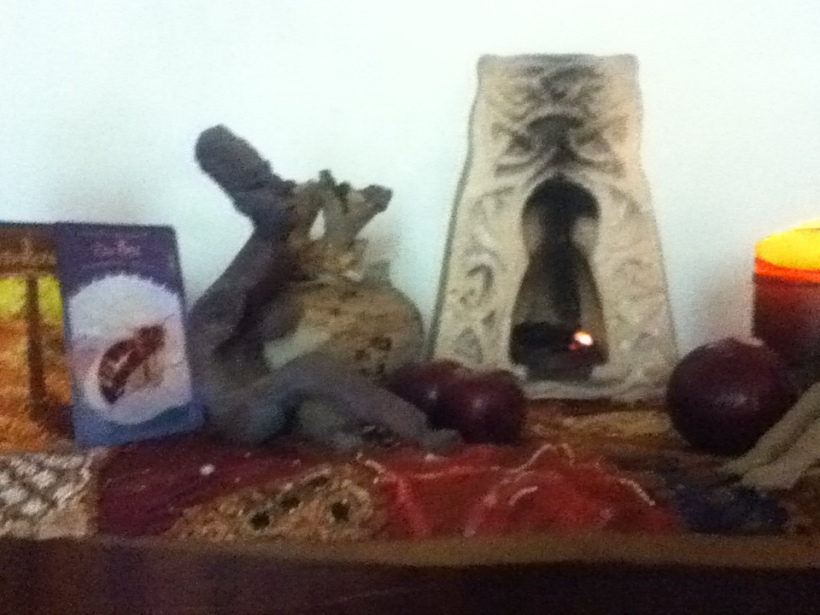 The Passing of Mabon